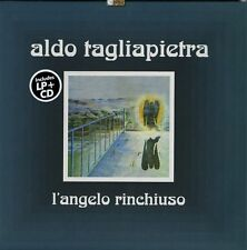 ALDO TAGLIAPIETRA - L'ANGELO RINCHIUSO - LP+CD NEW SEALED 2013 - LE ORME