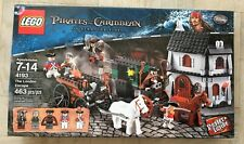 NEW Lego 4193 Disney Pirates of the Caribbean The London Escape Damaged Box