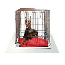 Pet Cage Mat Dog Cat Rabbit Puppy Crate Mat Easy Clean Durable Feeding Station