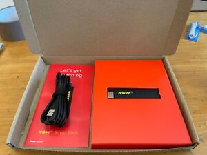 New Now TV Smart Stick HD voice search + USB cable only - No remote