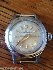 montre ancienne Breitling ic watch vintage nos