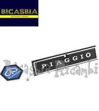 1585 TARGHETTA E SCUDETTO COPRISTERZO COPRICLACSON VESPA PX 125 150 200 - LUSSO