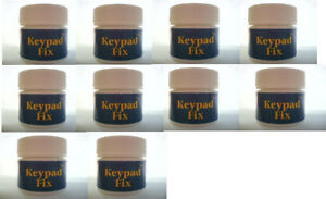 KEYPAD FIX 10-PACK - REPAIRS KEYPADS
