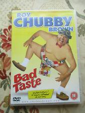 ROY CHUBBY BROWN BAD TASTE 2003 DVD REGION 2 UK PAL