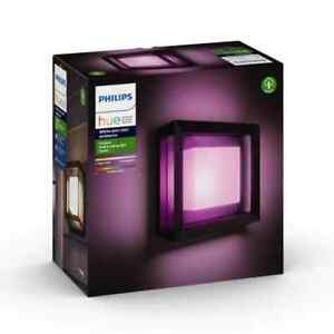Philips Hue Econic Outdoor White Color Wall and Ceiling Light Brand New