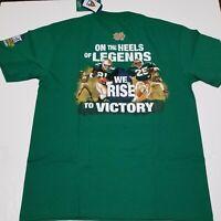 Notre Dame Irish Football 2013 Tradition T-Shirt Men XL Legends Victory NWT New