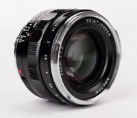 Voigtlander USA 40mm f/1.2 ASPHERIC Leica M  USA Warranty