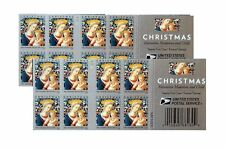 Florentine Madonna and Child USPS Forever First Class Postage Stamp U.S. Holi...