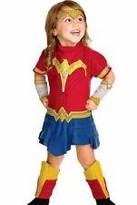 Wonderwoman Costume Childs Girls Toddler Infant Wonder Woman Batman v Superman