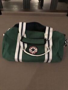 Converse All Stars Bag Lilac Sports Gym Cross Body