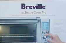 Breville BOV845BSS Smart Oven Pro  Convection Toaster/Pizza Oven Silver