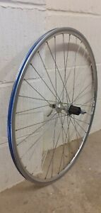 Campagnolo Mexico 68 rear wheel clincher with 8 speed cassette hub non-Exa drive