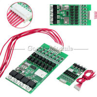 4V 20A 7s Cells 2 W/Balancing Li-ion Lithium 18650 Battery BMS Protection Board