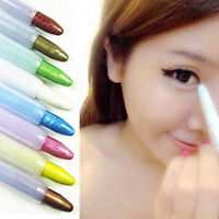 20 Color Glitter Lip liner Eye Shadow Pencil Cosmetic Makeup Pearl Pen Eyeliner