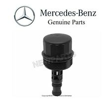 For Mercedes W164 W203 E350 S400 Engine Oil Filter Housing Cover OES 2721800038