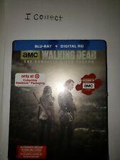 The Walking Dead: The Complete Sixth Season 6 Blu-ray Digital HD Steelbook MINT