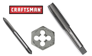 New Craftsman Tap or Die Choose any Size, SAE or Metric, Fast Shipping