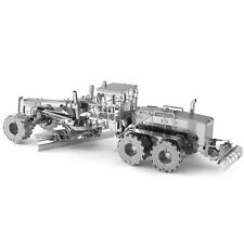 Metal Earth CAT MOTOR GRADER 3D Laser Cut Metal DIY Model Truck Hobby Build Kit