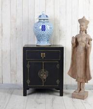 Nightstand China Black Chinese Wedding Cabinet Night Table Dresser