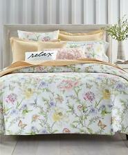 Charter Club Damask Designs Blossom 300 Tc 3 Pc Full/Queen Duvet Cover Set $170