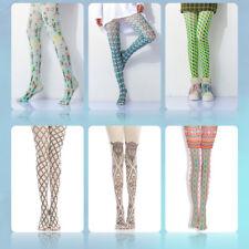 Multicolor Printed 80D Pantyhose Gothic Harajuku Hip Hop Tights Stockings Socks