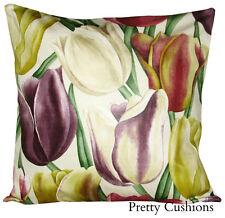 Sanderson Floral Square Decorative Cushions