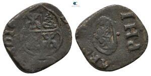 Savoca Coins Medieval Bronze Coin 1,31 g / 13 mm @GEG0623