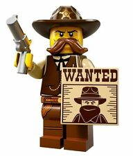 LEGO Minifigures Series 13 Sheriff - suit cowboys and indians set