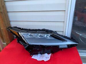 Nice! 2020 Lexus RX350 450h Right RH (Triple Beam) Headlight Head Lamp OEM A786