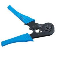 Électricien 4-16mm² 12-6AWG Antidérapant Pince à Sertir Auto-ajustable
