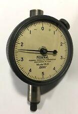 Mahr Federal B2i Dial Indicator With Lug Back 0 025 Range 0001 Graduation