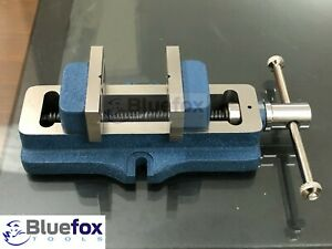 """3"""" SELF CENTERING MACHINE VICE BLUE TYPE VISE JAW WIDTH 70MM"""