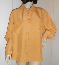 440669c2f0 T-shirt, maglie e camicie da donna gialli in seta | Acquisti Online ...