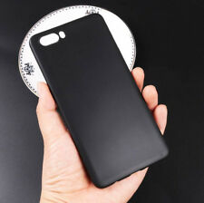 For ZTE Nubia M2 Black Slim Sillicone case cover