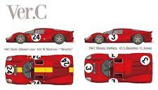 Model Factory Hiro 1/12 Ferrari 330 P4 Fulldetail kit Ver.C Closed body F/S