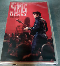Elvis - 68 Comeback Special (DVD, Special edition) FACTORY SEALED /RARE /Region
