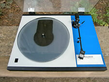 Vintage Luxman Turntable A-522 (Grace G-707 Tonearm and Grace cartridge)