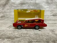 Rare vintage Corgi 277 Monkees Monkeemobile excellent original Box + 4 Figures