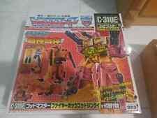 Transformers Ehobby Fire-Gut Ginrai C-310E BIB