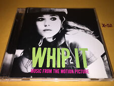 WHIP IT soundtrack CD breeders RAMONES gotye DOLLY PARTON raveonettes 38 SPECIAL