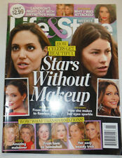 Life & Style Magazine Angelina Jolie & Sofia Vergara April 2012 NO ML 022315r3