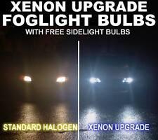 ACTUALIZACION Xenon Lámpara de Luz De Niebla Bombillas H3 con alambre 55w