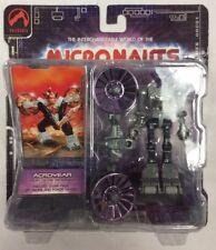 Micronauts Acroyer Series 1 Grey/Purple Palisades MIB