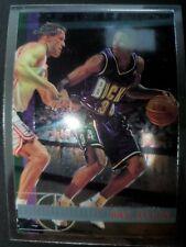 Ray Allen 2nd Year Milwaukee 1997-98 Topps Chrome Basketball NBA Card #61 MINT