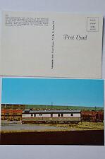 Postcard Locomotive Alco Test Car (US409)