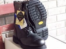 CREECH LEATHER METATARSAL COAL MINING INDUSTRIAL BOOT SIZES 8 W AND 8.5 W