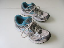 Women's BROOKS 'Summon 2' Sz 6 US Runners Grey Teal ExCon | 3+ Extra 10% Off