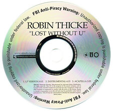 Robin Thicke LOST WITHOUT U (Promo CD Single) (2006)