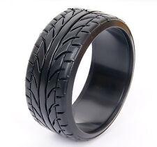 4PCS RC 1:10 On-Road Drift Car Drift Tires 26mm Hard Plastic Tyre