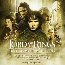 Lord of the Rings [Australia Edition] [Limited] by Original Soundtrack (CD, Nov…
